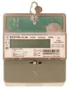 ЕС 2726 на DIN рейку однофазный многотарифный электросчетчик