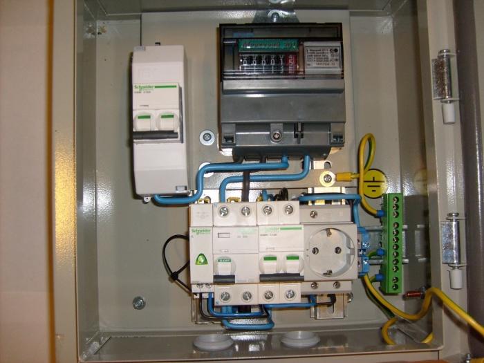 Схема подключения частного дома к электросети 380 фото 511